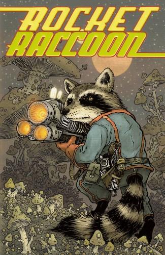Rocket Raccoon & Il ...