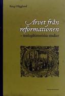 Arvet från reformationen