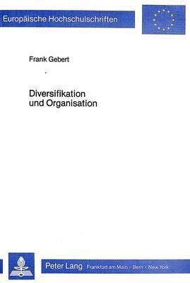 Diversifikation und Organisation
