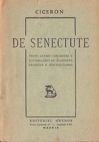 De senectute