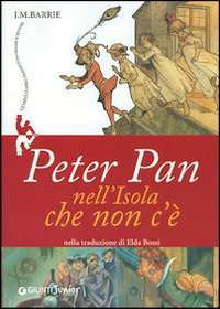 Peter Pan nell'isola...
