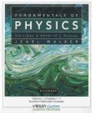 Fundamentals of Physics 9th Edition Volume 1 (Chapter 1-20) for So Methodist Univ