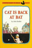 CAT IS BACK AT BAT(PUFFER204)