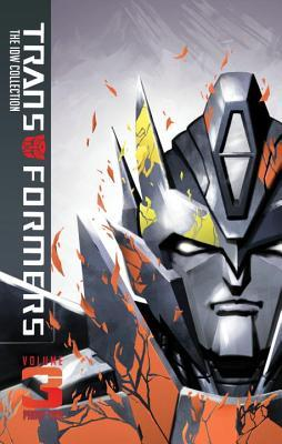 Transformers The Idw Collection Phase Two 3