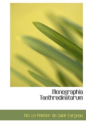Monographia Tenthredinetarum