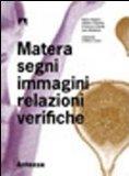 Matera segni immagini relazioni verifiche