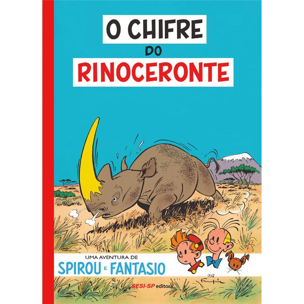 O Chifre do Rinocero...