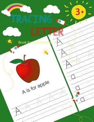 Letter Tracing Book ...