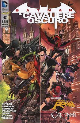 Batman Il Cavaliere Oscuro n. 42