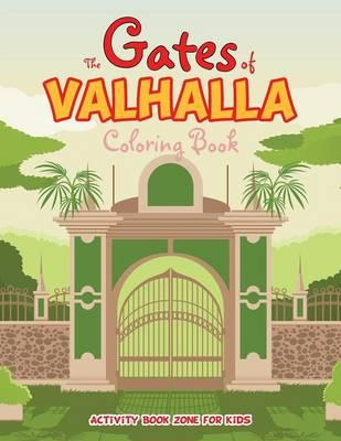 The Gates of Valhalla Coloring Book