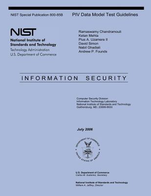 Nist Special Publication 800-85B
