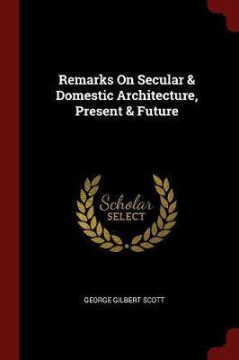 Remarks on Secular &...