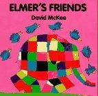 Elmer's Friends Board Book