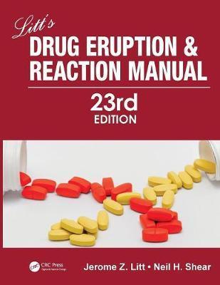 Litt's Drug Eruption and Reaction Manual, 23rd Edition