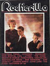 Rockerilla n.53 (gennaio 1985)