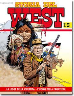 Storia del West n. 23 (Ristampa)