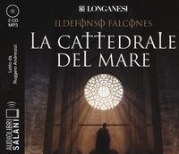 La cattedrale del mare letto da Ruggero Andreozzi. Audiolibro. 4 CD Audio formato MP3