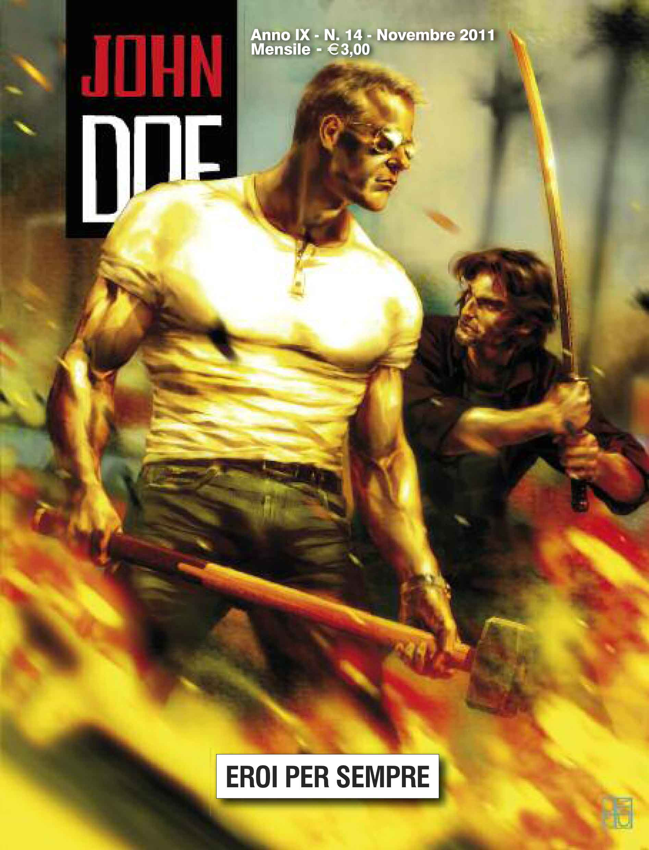 John Doe (nuova serie) n. 14
