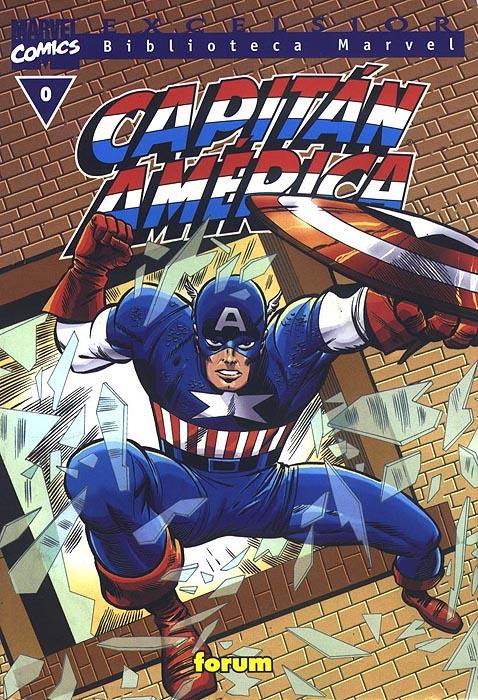 Biblioteca Marvel: Capitán América #0 (de 20)