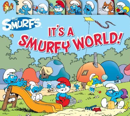 It's a Smurfy World!