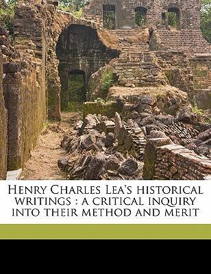 Henry Charles Lea's ...