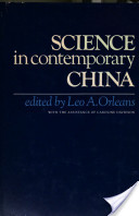 Science in Contemporary China