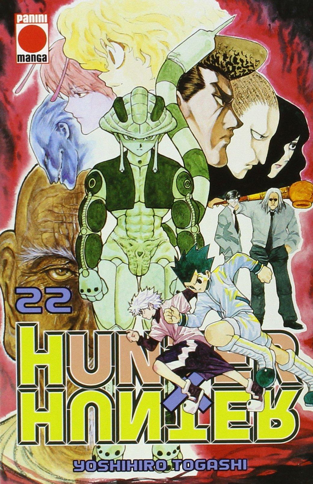 Hunter x Hunter #22
