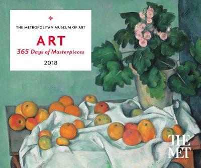Art 365 Days of Masterpieces 2018 Calendar