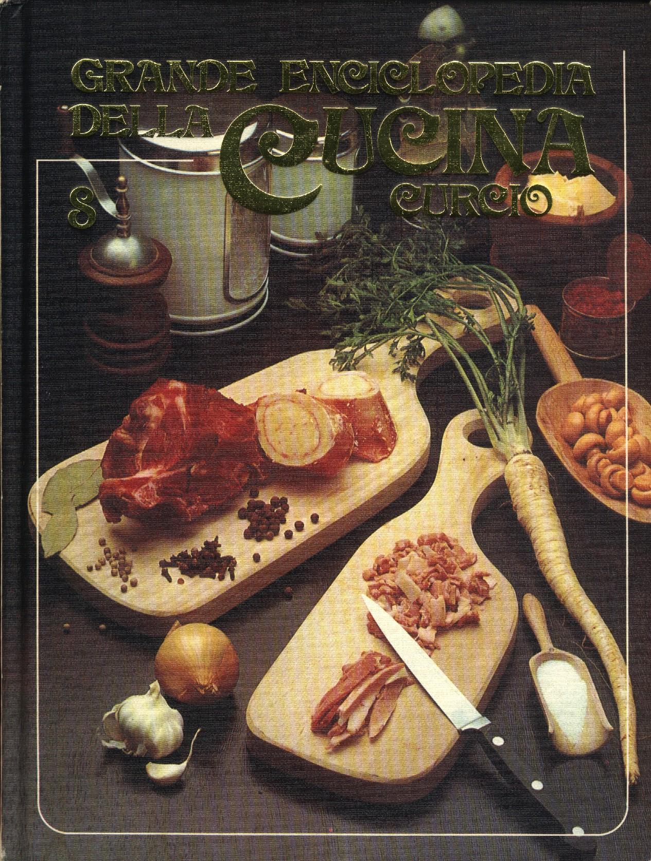 Grande Enciclopedia della Cucina Vol. 8 (cre-ent)