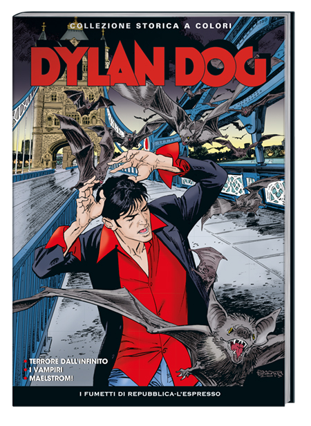 Dylan Dog Collezione storica a colori n. 21