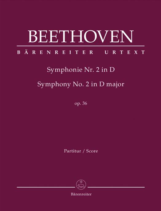 Symphonie Nr. 2 in D