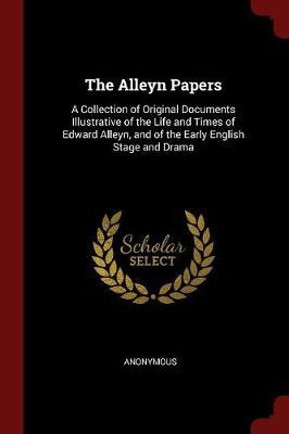 The Alleyn Papers