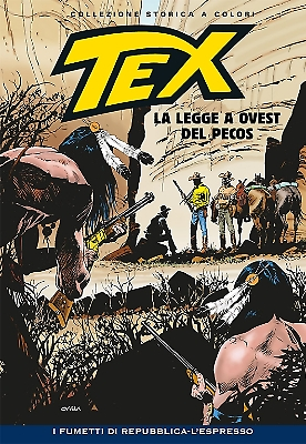 Tex collezione storica a colori n. 251