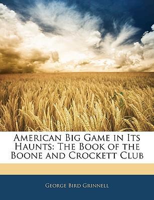 American Big Game in...
