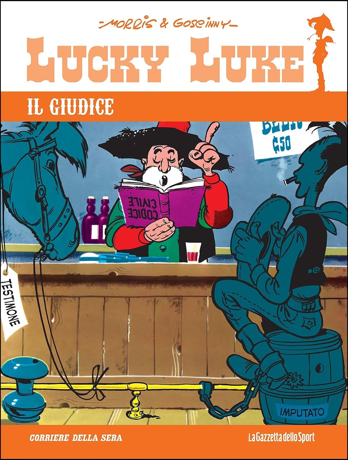 Lucky Luke Gold Edition n. 35