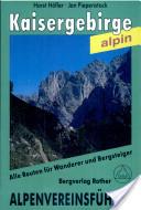 Kaisergebirge alpin