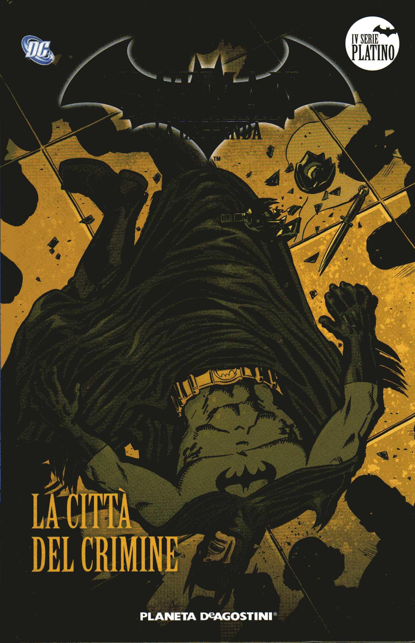 Batman la Leggenda n. 31