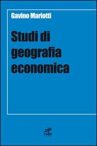 Studi di geografia economica