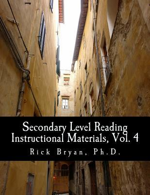 Secondary Level Reading Instructional Materials
