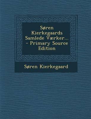 Soren Kierkegaards S...