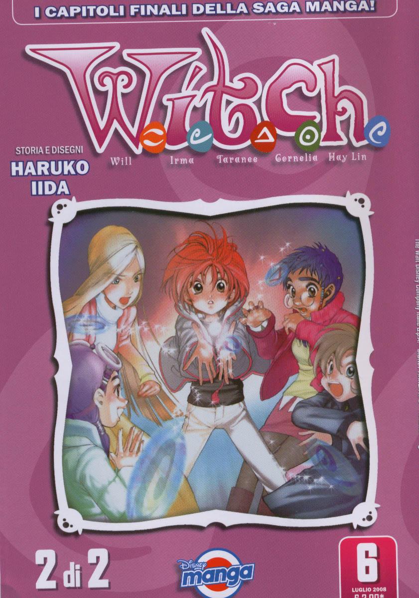 W.i.t.c.h. #2