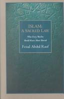 Islam, a Sacred Law