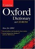 Concise Oxford Dictionary: Single User Windows Version 1.1
