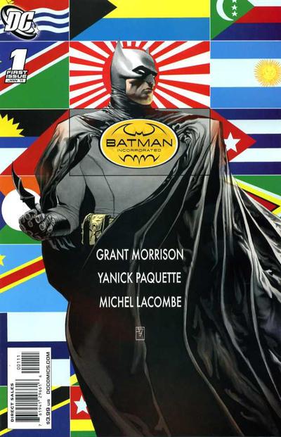 Batman Incorporated ...
