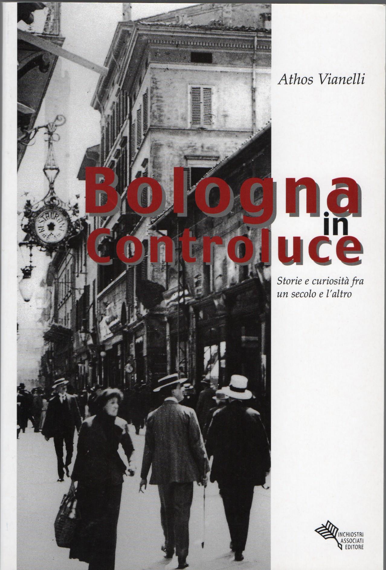 Bologna in controluce
