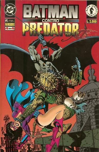 Batman contro Predator II n. 4 (di 4)