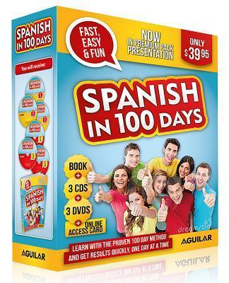 Spanish in 100 Days Premium Pack