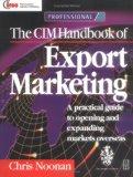 CIM Handbook of Export Marketing