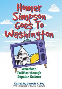 Homer Simpson goes to Washington