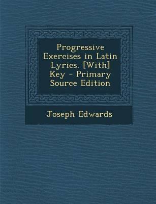 Progressive Exercise...